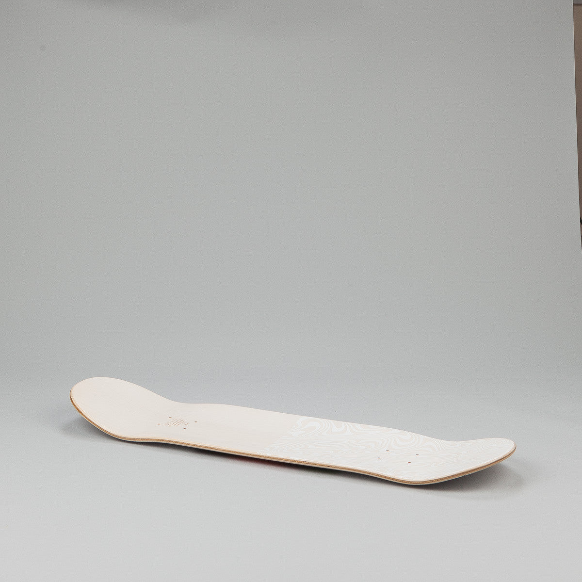 Quasi Skateboards Dior Deck - Whitewash 8.375""