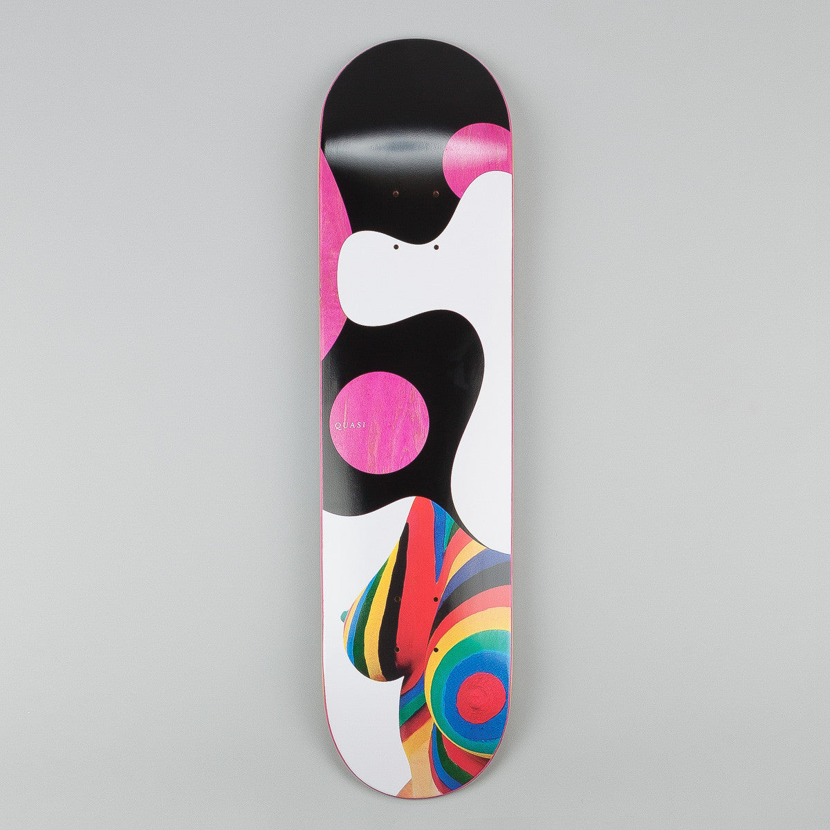 Quasi Skateboards Double Rainbow [One] Deck