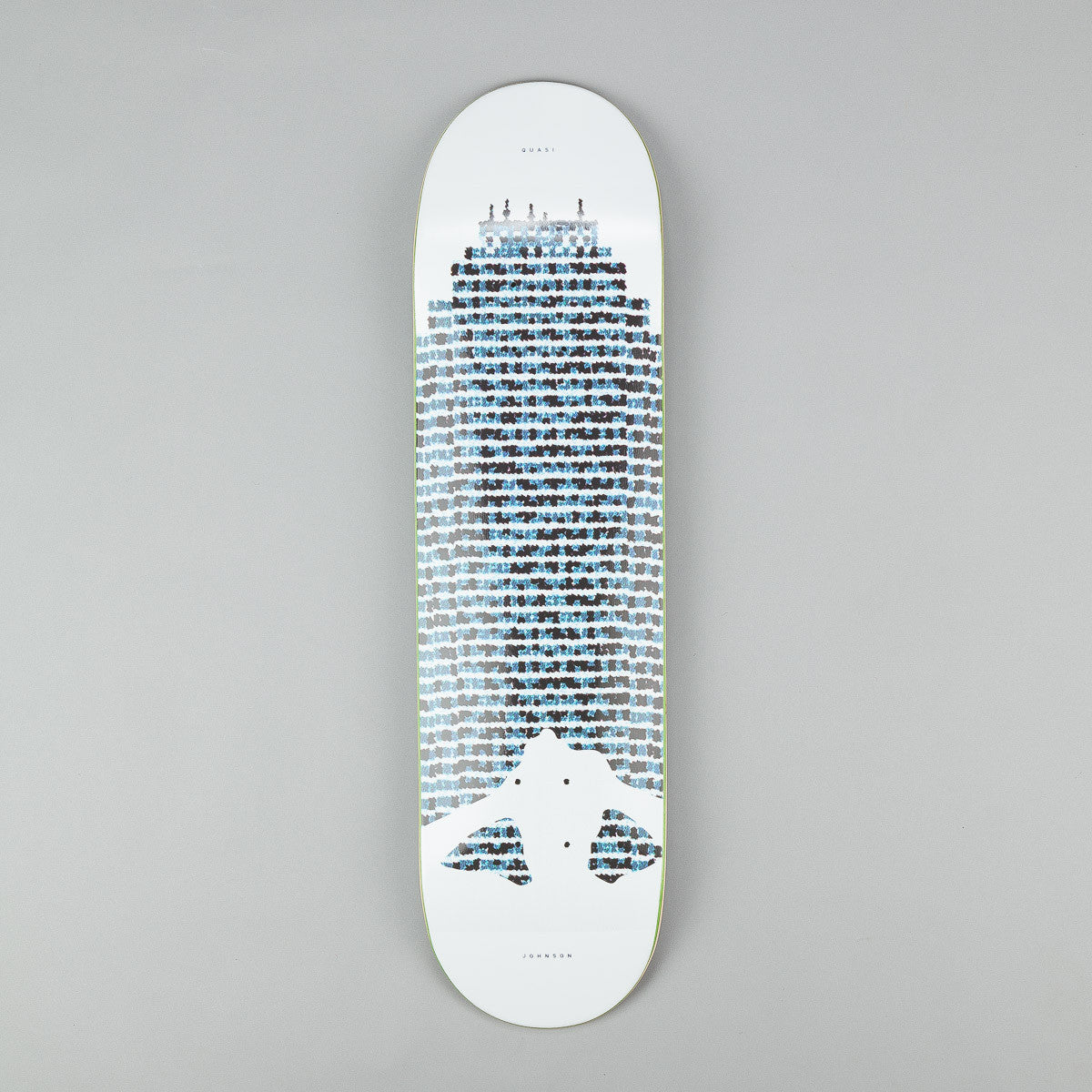 Quasi Skateboards Johnson 'Human' [One] Deck