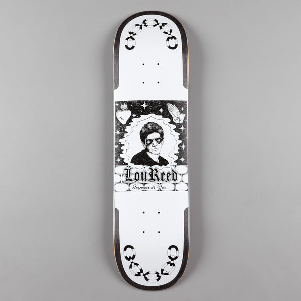 Quasi Skateboards Lewis (Two) Deck - Black - 8.5""