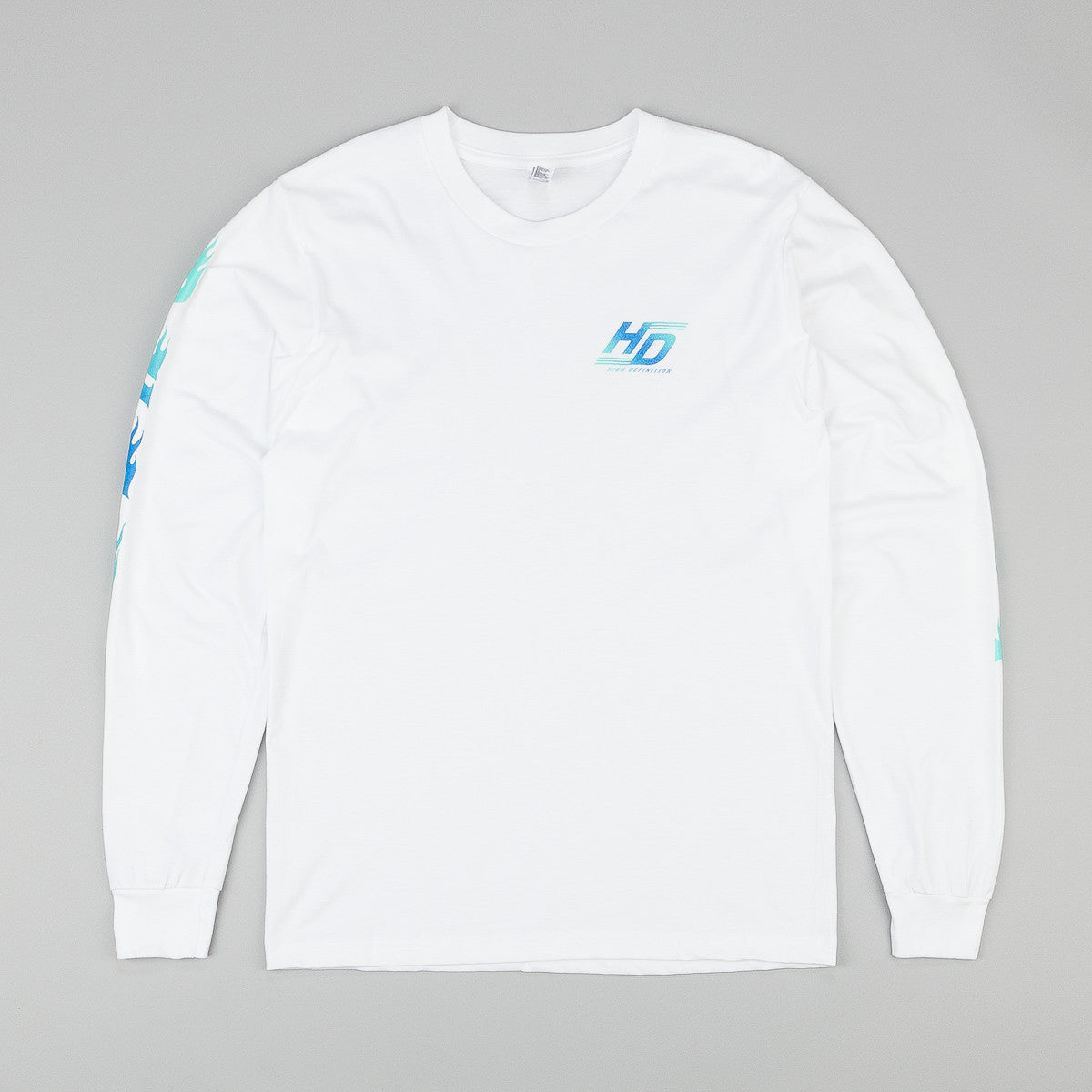 Quasi Skateboards Lit High Definition Long Sleeve T-Shirt