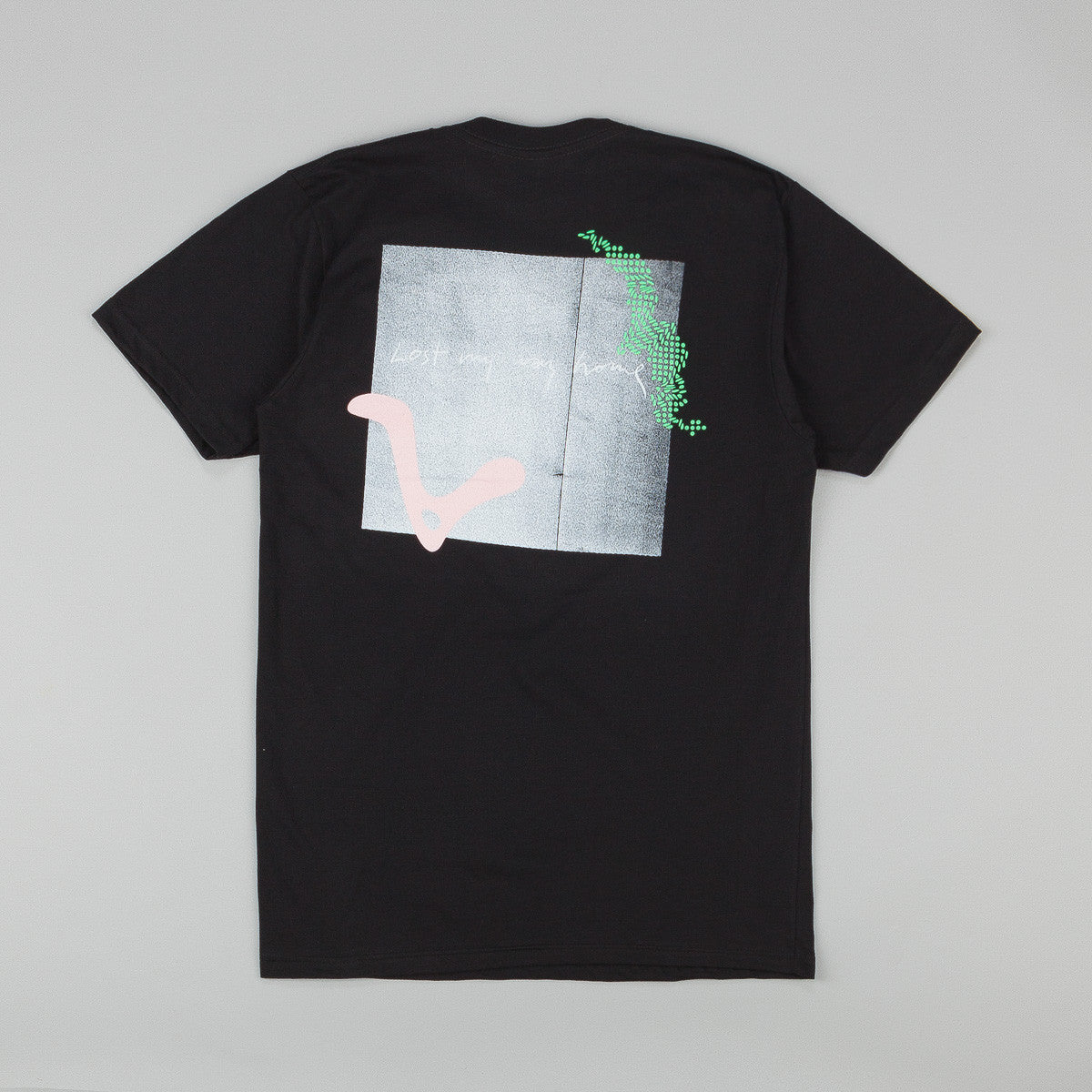 Quasi Skateboards Lost Pocket T-Shirt - Black