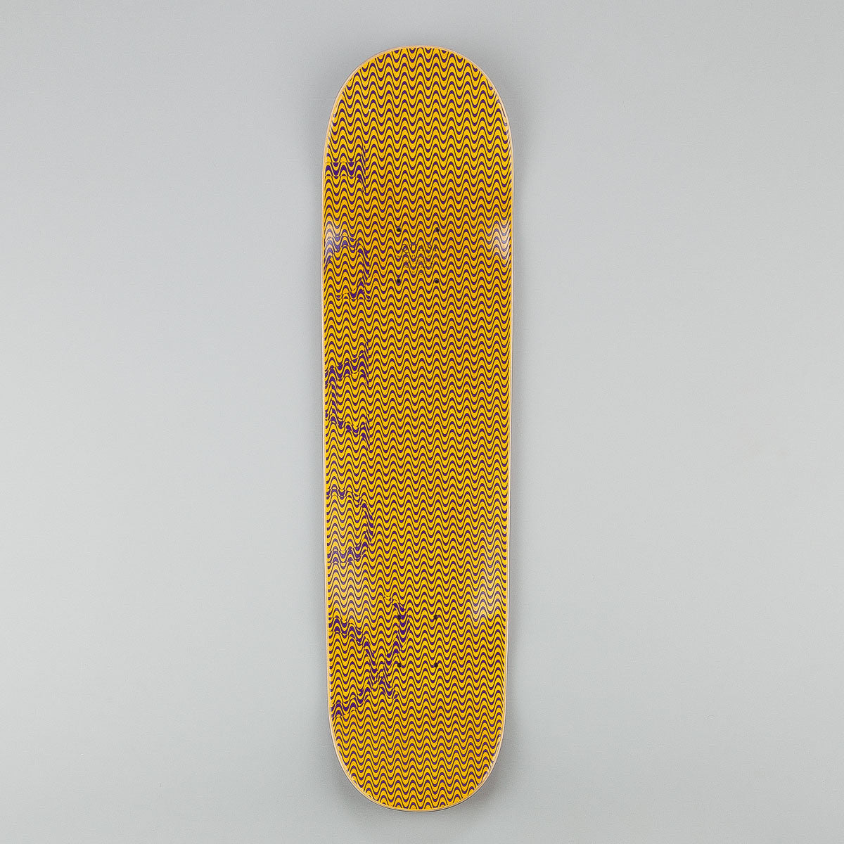 Quasi Skateboards Magic Eye Deck - Red 8.25""