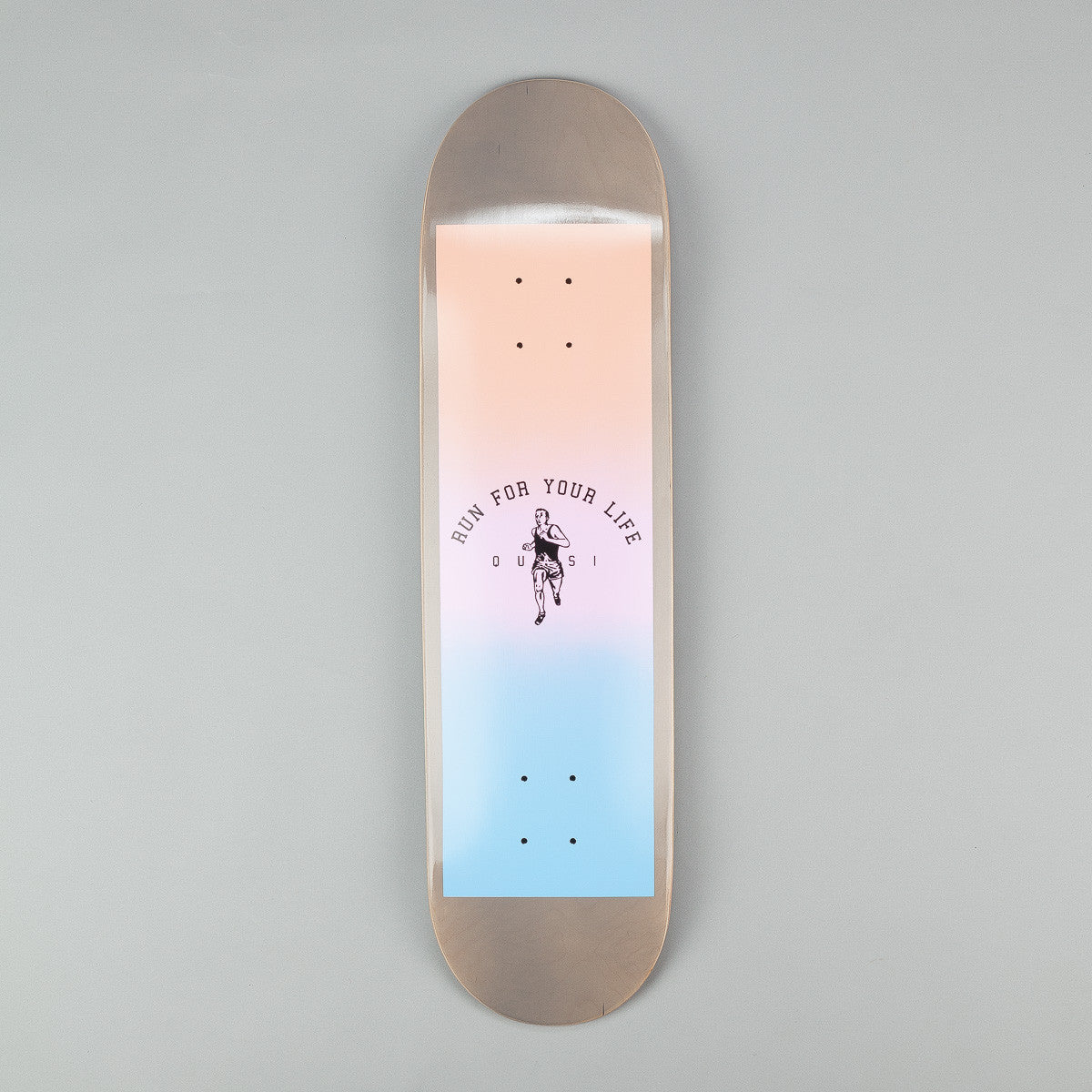 Quasi Skateboards Run [Two] Deck