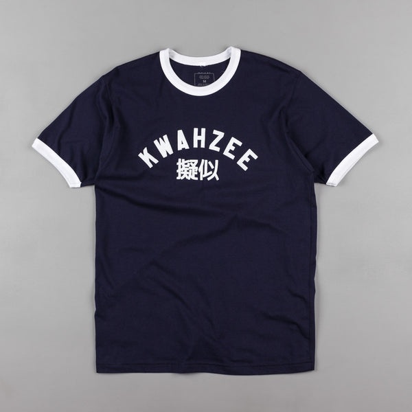 Quasi Skateboards Topps T-Shirt - Navy
