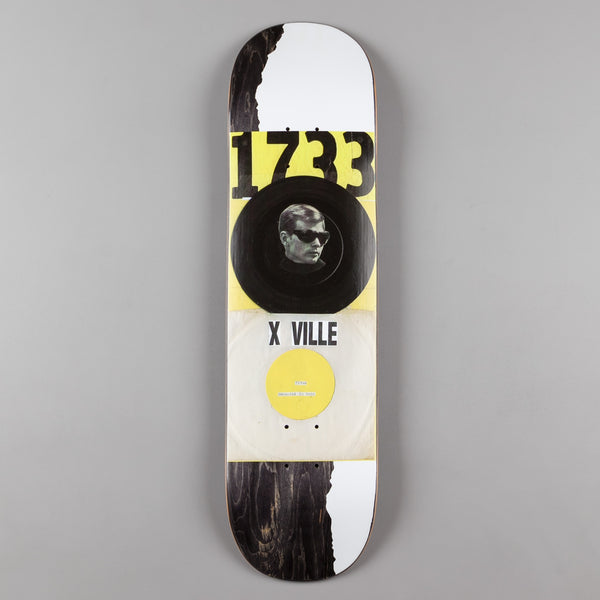 Quasi Skateboards X-Ville Collection #1733 Deck - 8.25""