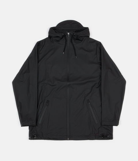 Rains Breaker Jacket - Black