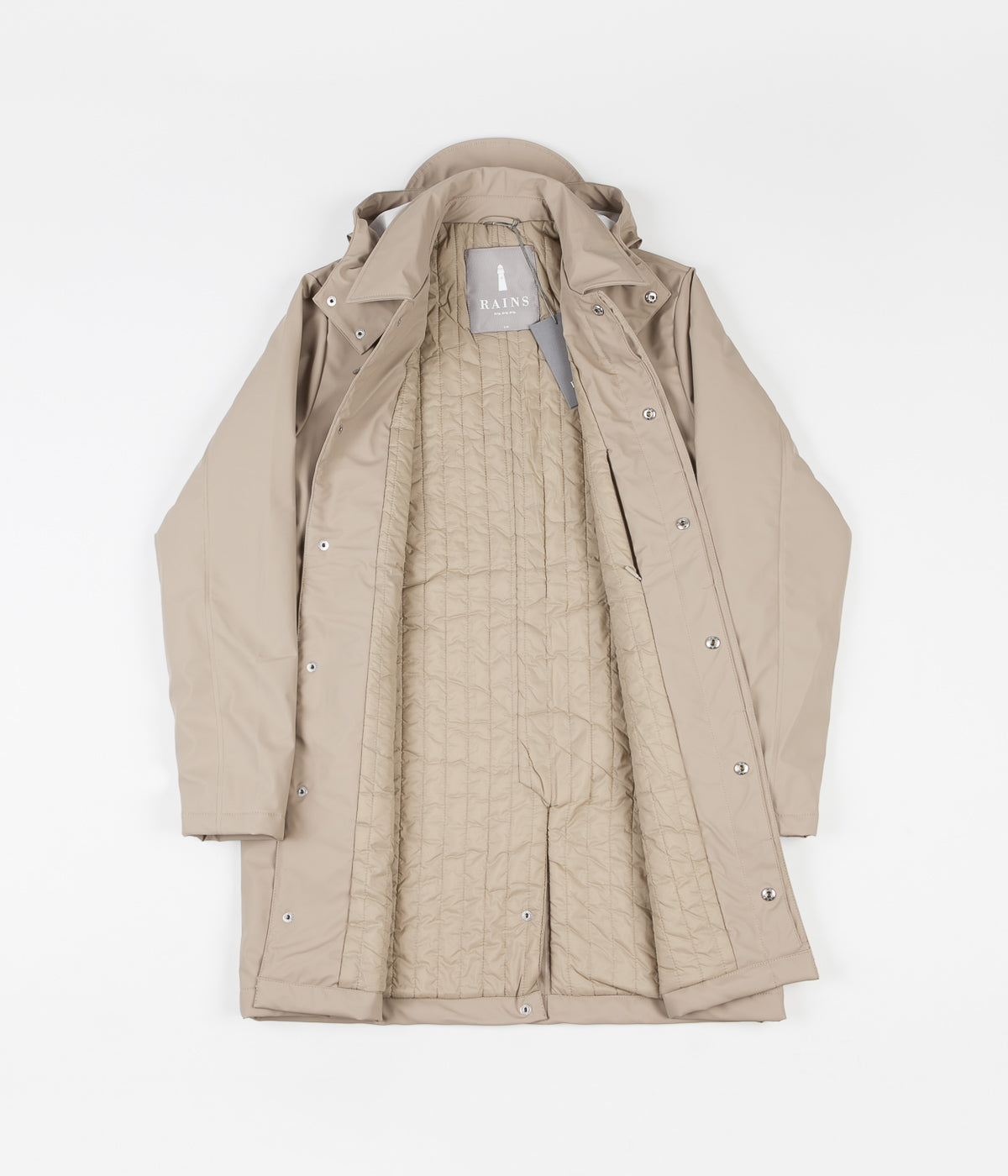 Rains Mac Coat  - Beige