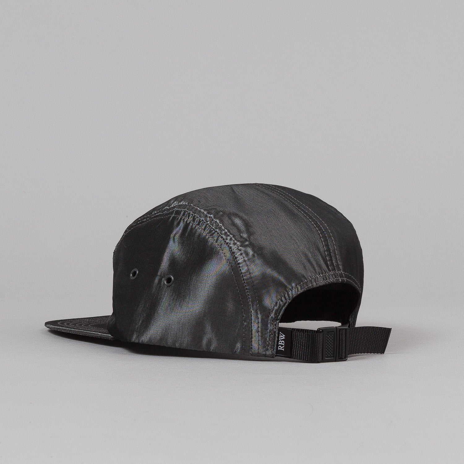Raised By Wolves Algonquin Camp Cap - Chameleon Silver