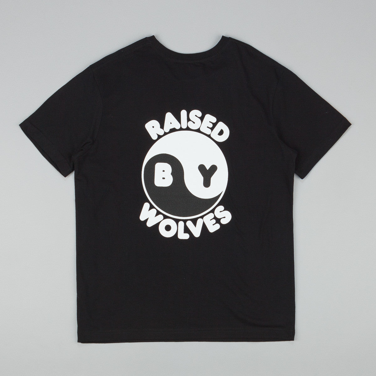Raised By Wolves Ferg-Yang T-Shirt - Black