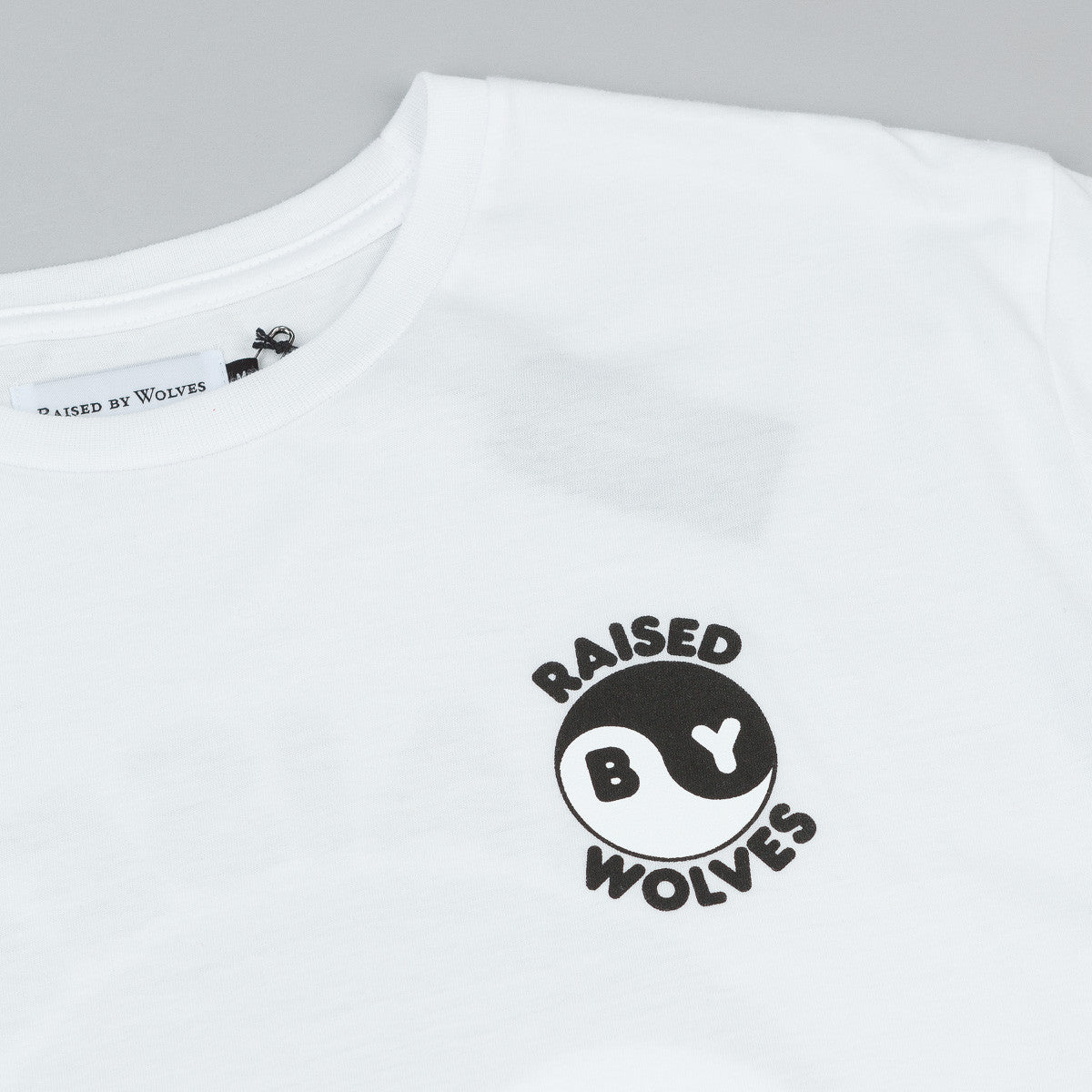 Raised By Wolves Ferg-Yang T-Shirt - White