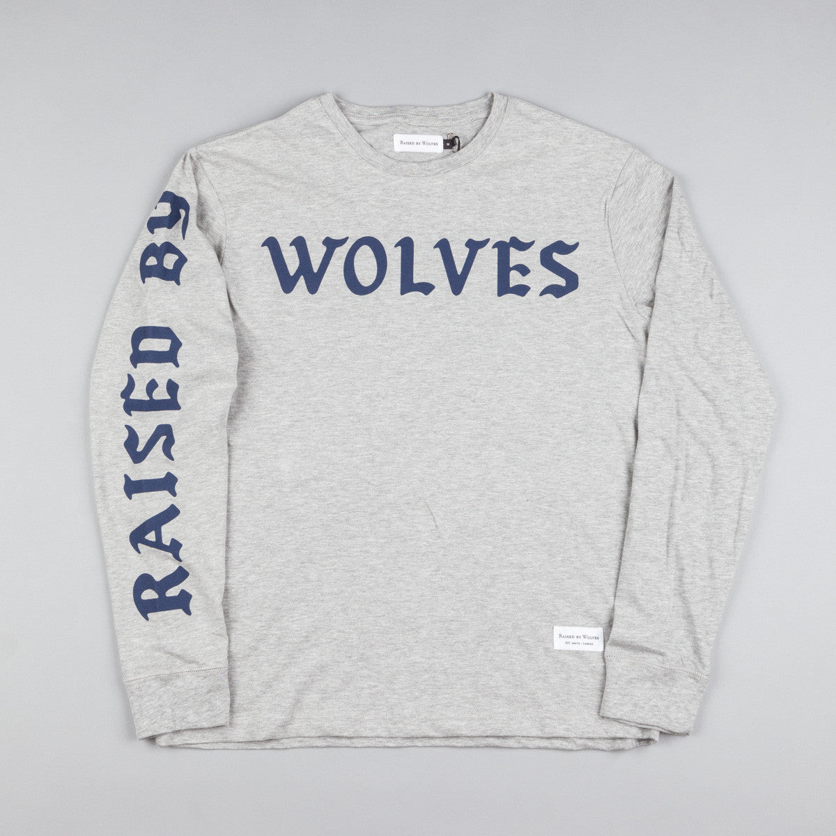 Raised By Wolves Flock Long-Sleeve T-Shirt