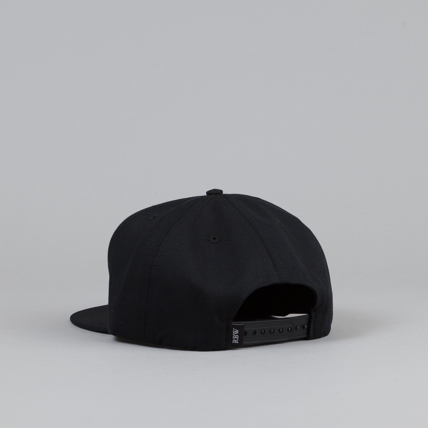 Raised By Wolves For the Win Snapback Cap Black