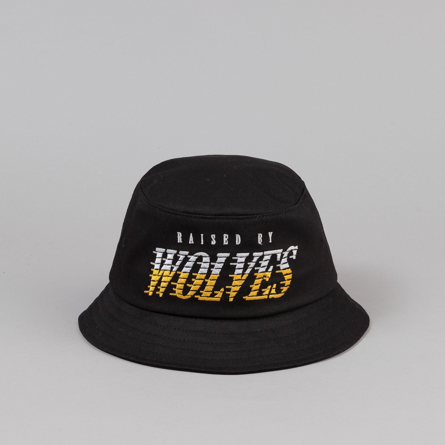 Raised By Wolves Full Tilt Bucket Hat - Black