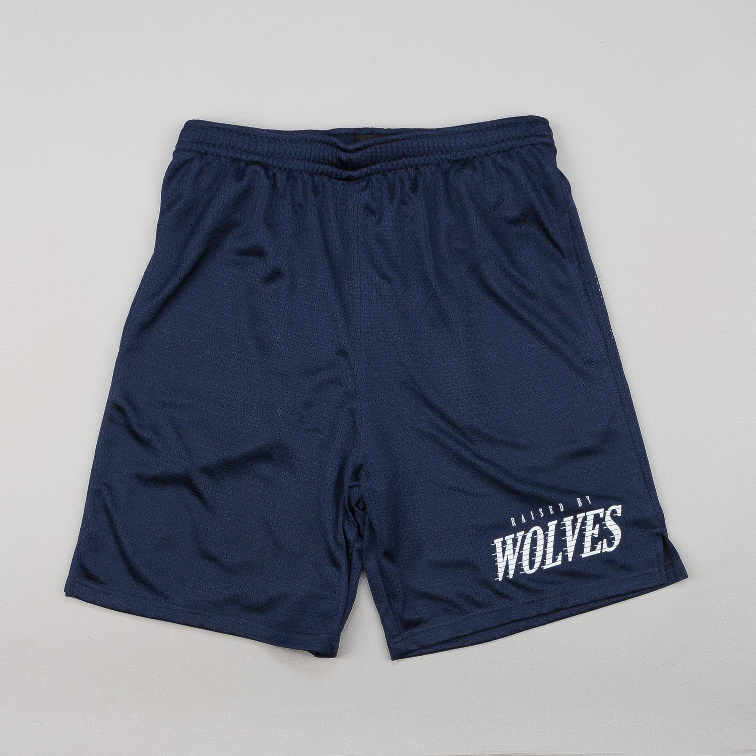 Raised By Wolves Full Tilt Mesh Basketball Shorts
