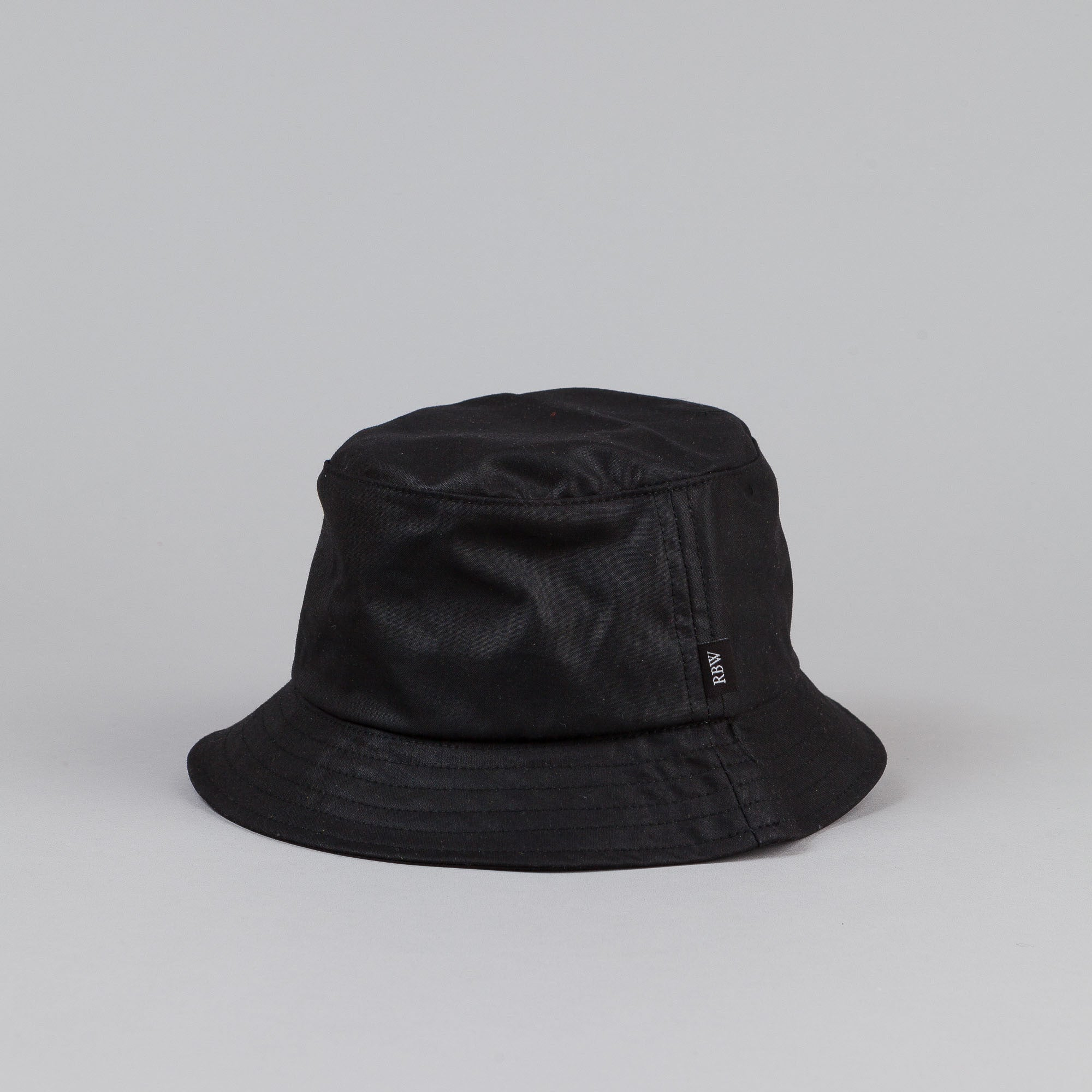Raised By Wolves Gatineau Bucket Hat Black
