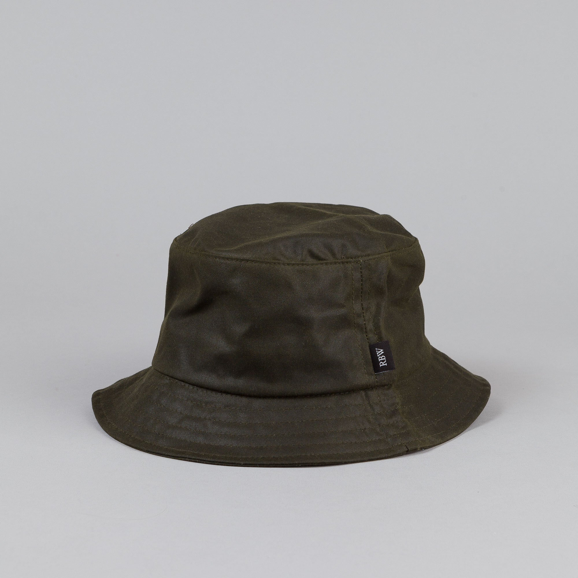Raised By Wolves Gatineau Bucket Hat Olive