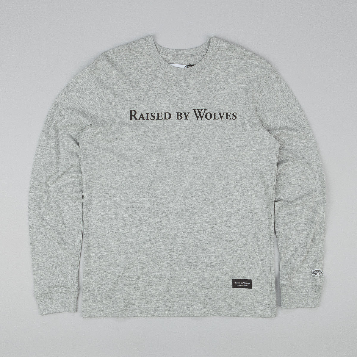 Raised By Wolves Geowulf Long Sleeve T-Shirt