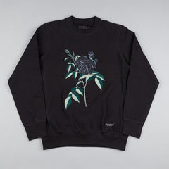 Raised By Wolves La Rose Noire Crewneck