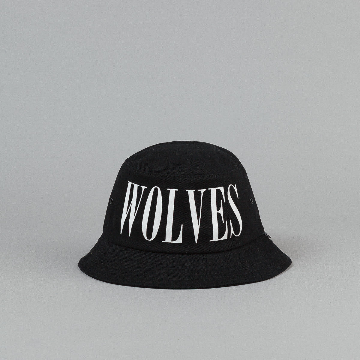 Raised By Wolves Lithium Bucket Hat - Black
