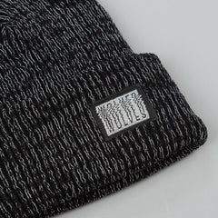 Raised By Wolves Maisonneuve Watch Cap - Black