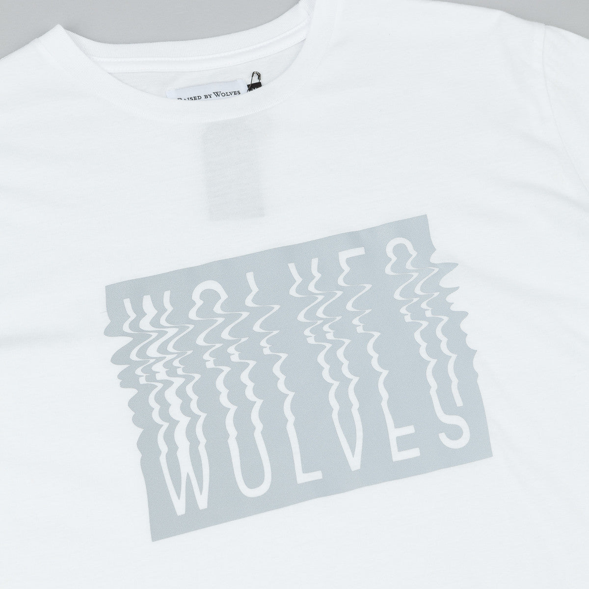 Raised By Wolves Orion T-Shirt - White