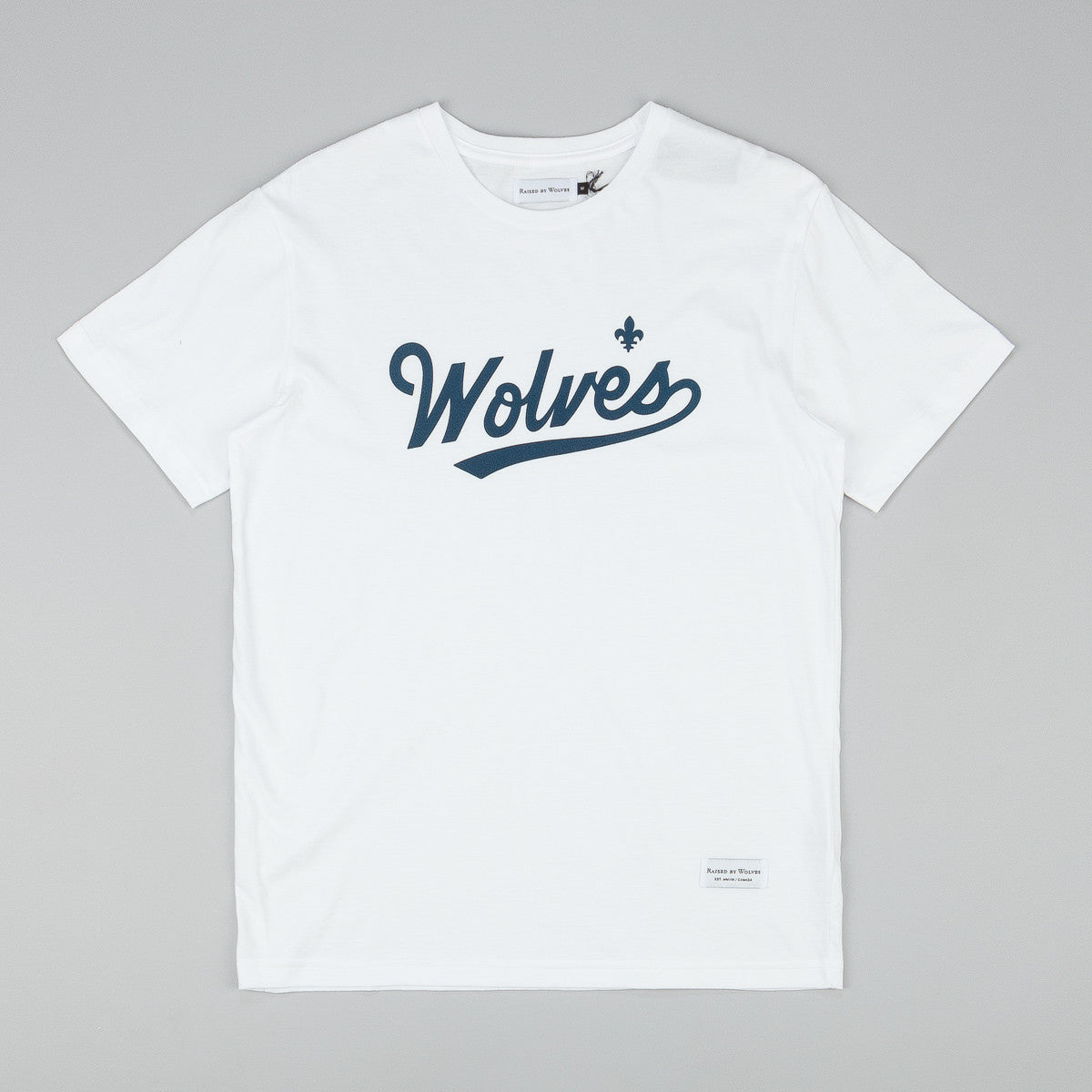 Raised By Wolves Raines T-Shirt - White