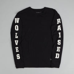 Raised By Wolves RXW L/S T Shirt Black