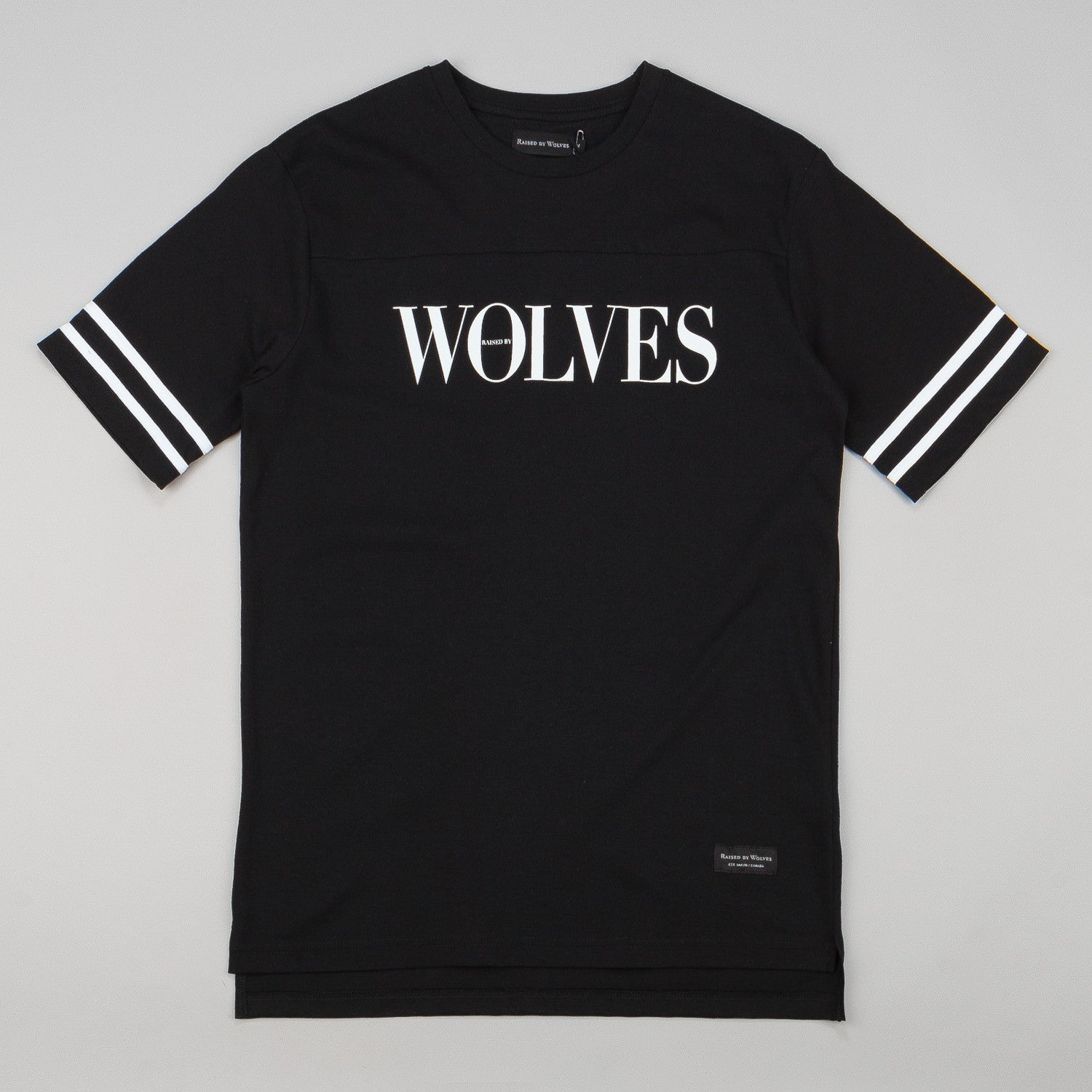 Raised By Wolves September Football T-Shirt