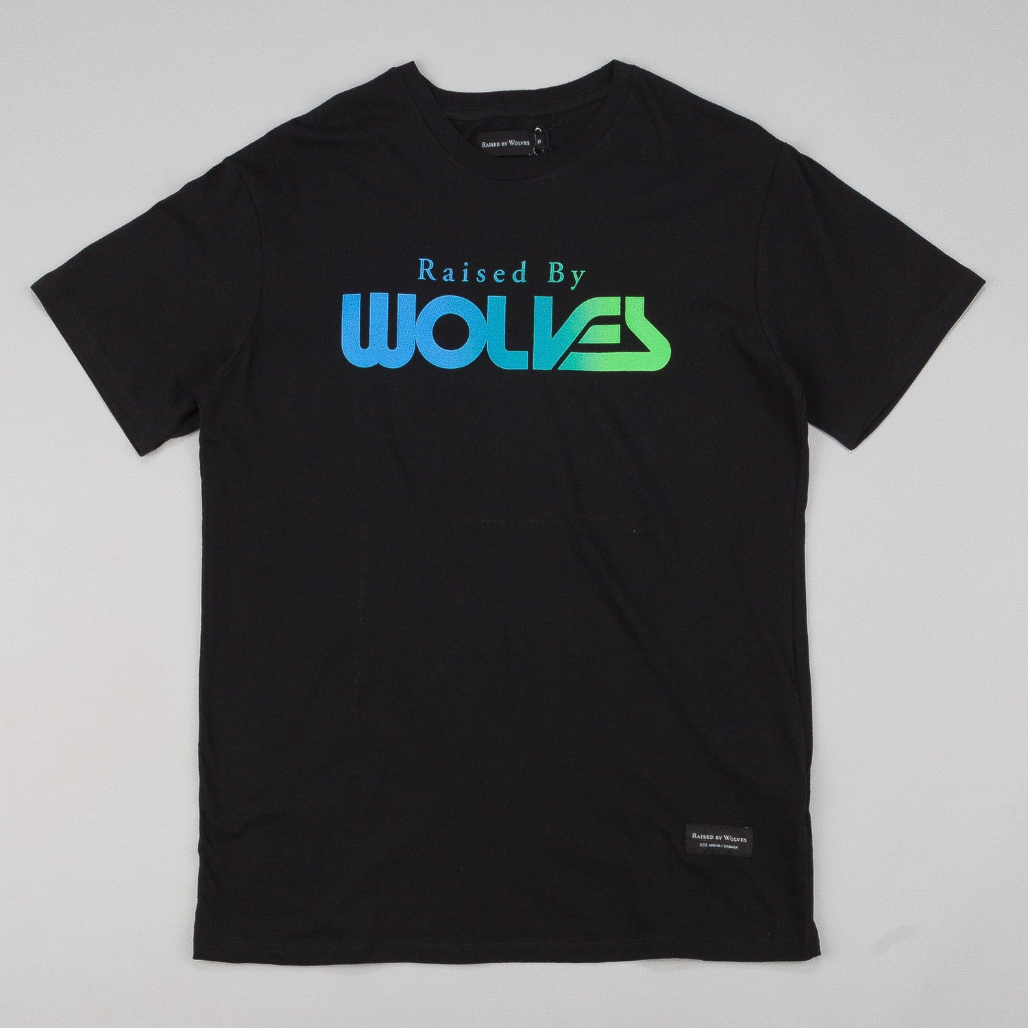 Raised By Wolves Wolfstyle T-Shirt - Black
