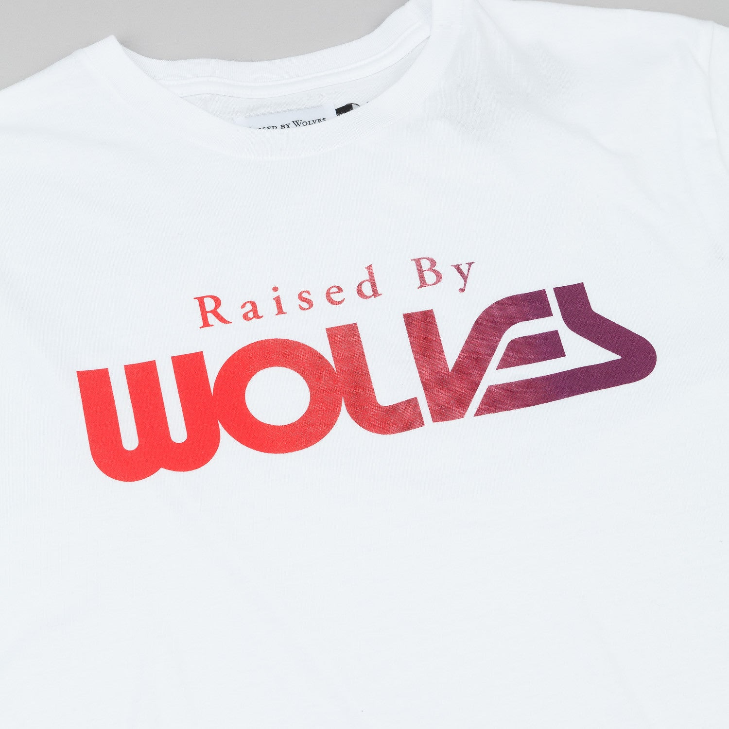 Raised By Wolves Wolfstyle T-Shirt - White