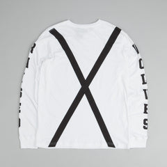 Raised By Wolves RXW L/S T Shirt White