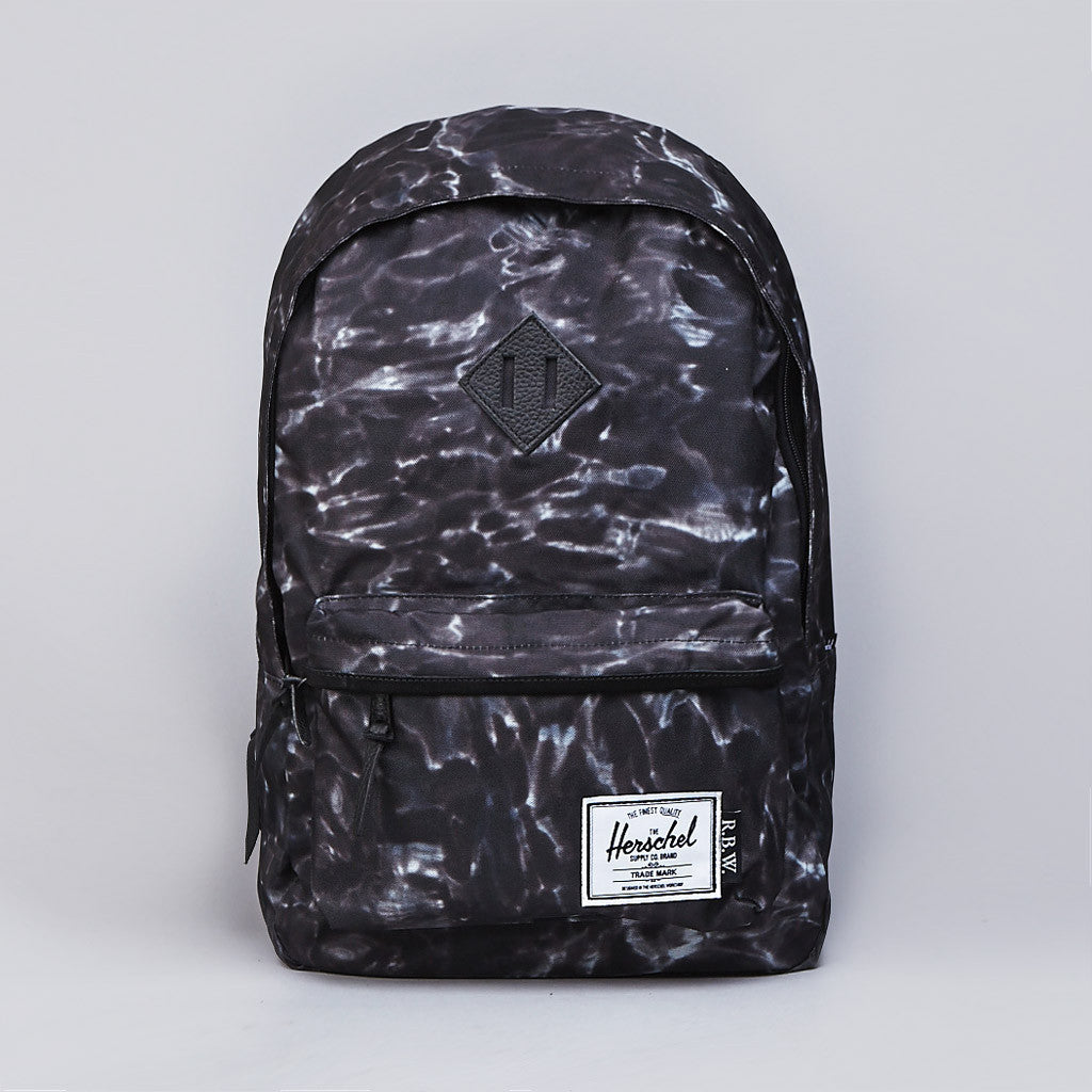 Raised By Wolves X Herschel Woodlands Backpack Blackwater