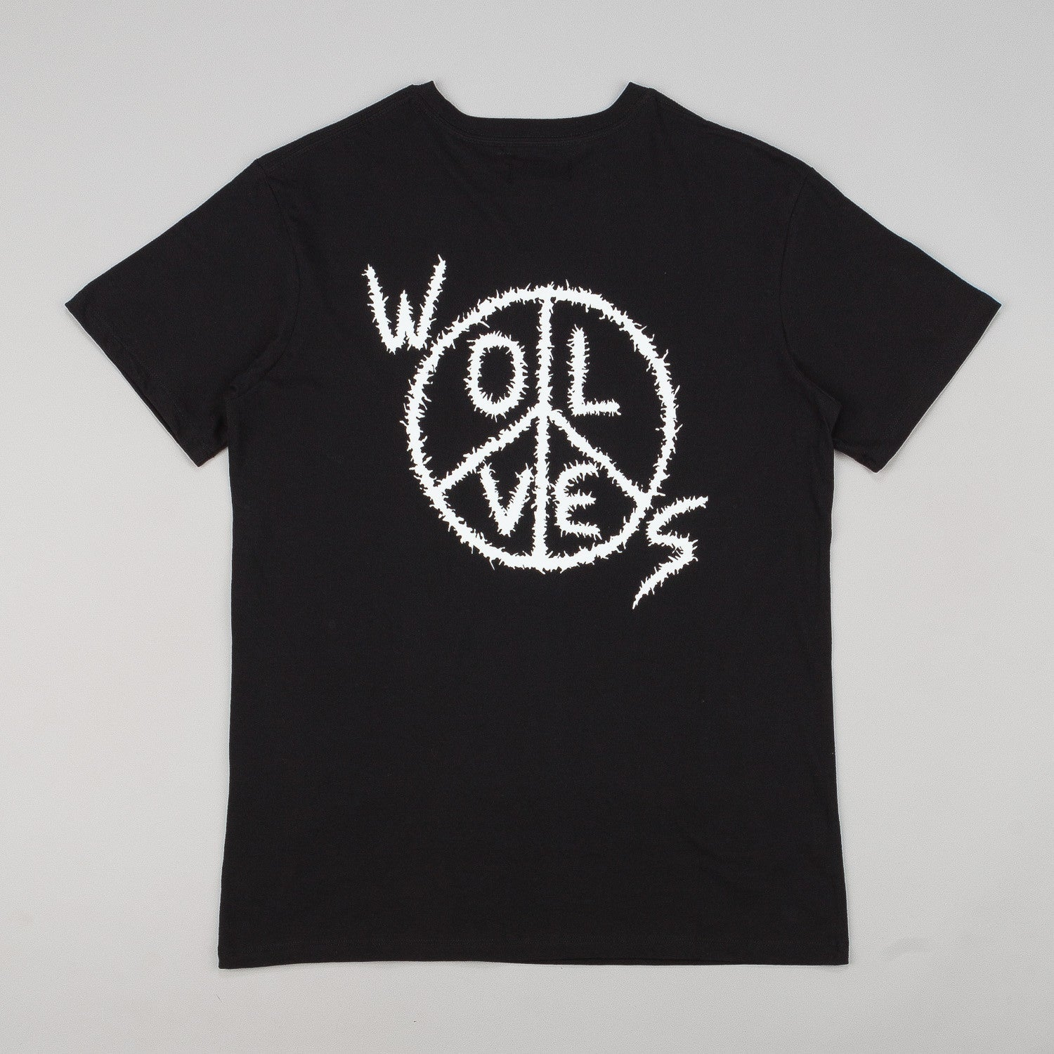 Raised By Wolves Ypres T-Shirt - Black