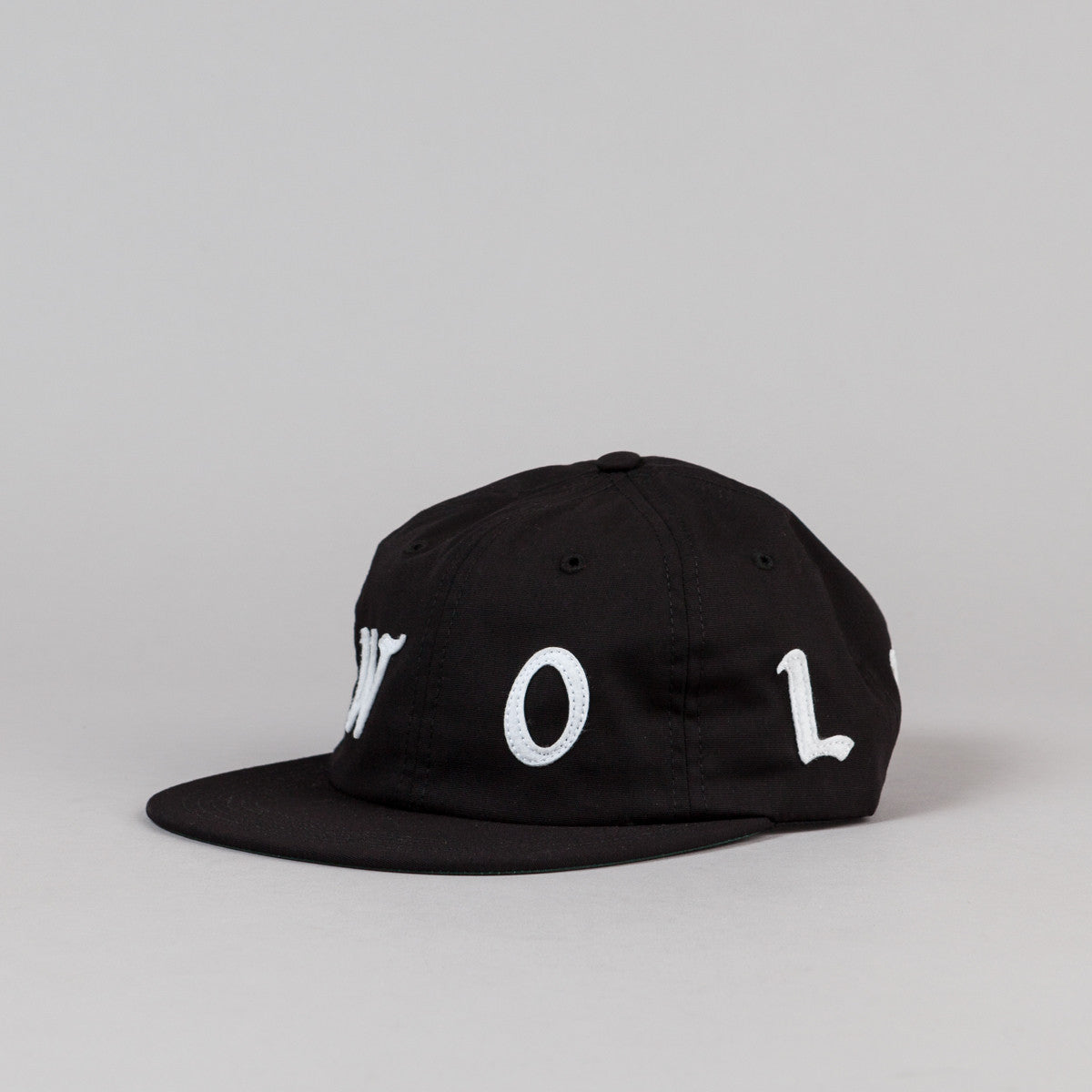 Raised By Wolves Flock Polo Cap