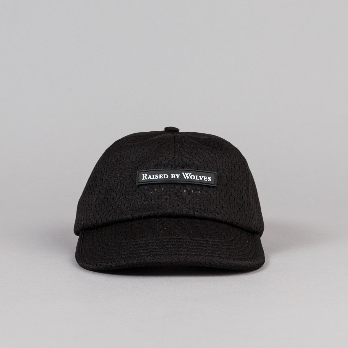 Raised By Wolves Napean Polo Cap - Black