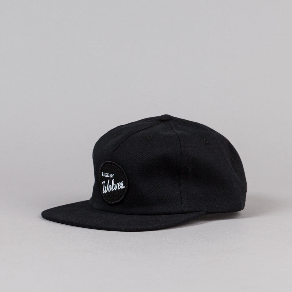 Raised By Wolves Varsity Polo Cap