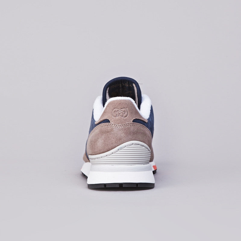 Reebok X Garbstore Classic Leather 6000 Split Brown / Navy / White / Pink