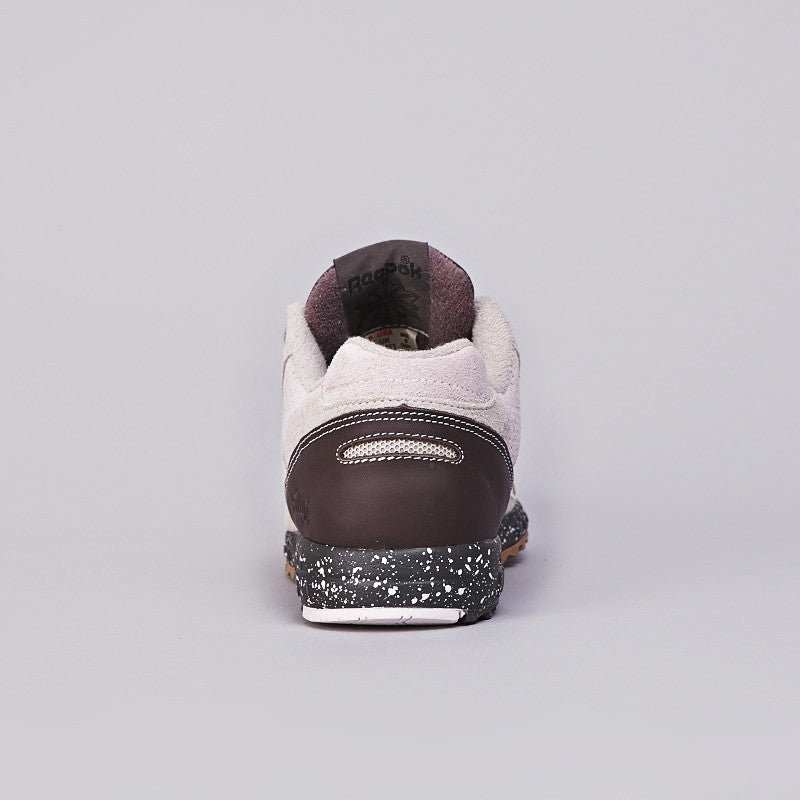 Reebok X Garbstore Inferno Parchment / Brown Malt / Tweed Brown