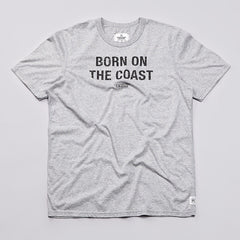 Reigning Champ Coast Jersey T Shirt Heather Grey