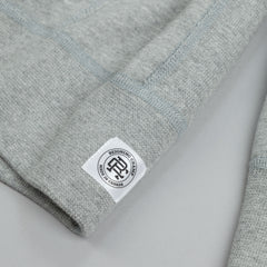 Reigning Champ Core Pullover Hooded Sweatshirt Heather Grey
