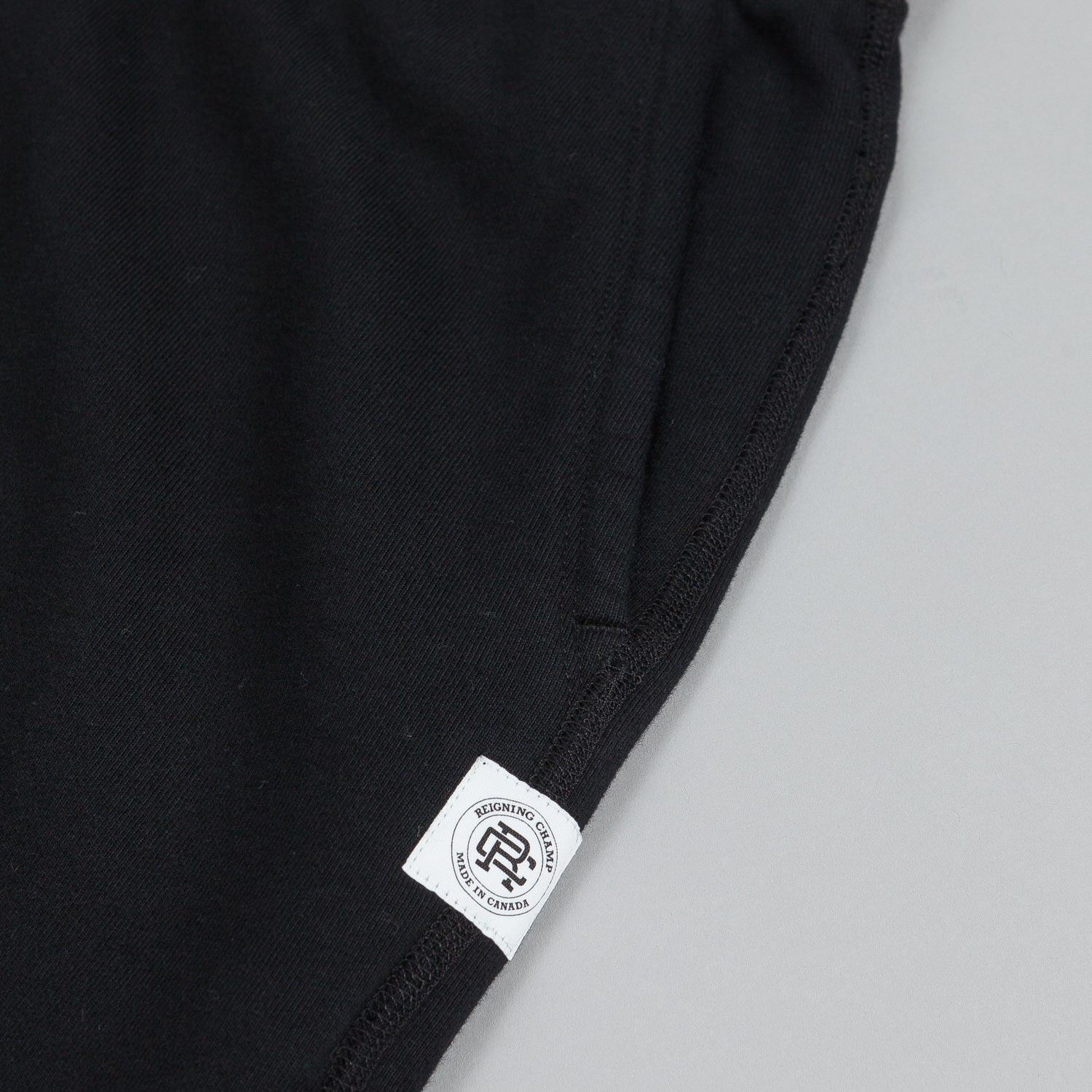 Reigning Champ Core Sweatpant Black