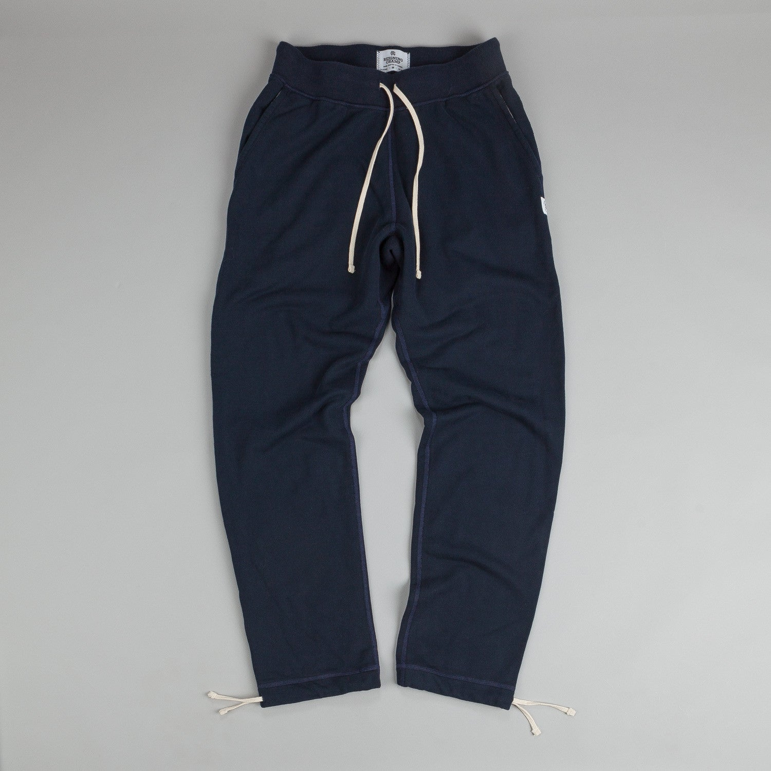 Reigning Champ Core Sweatpant Navy