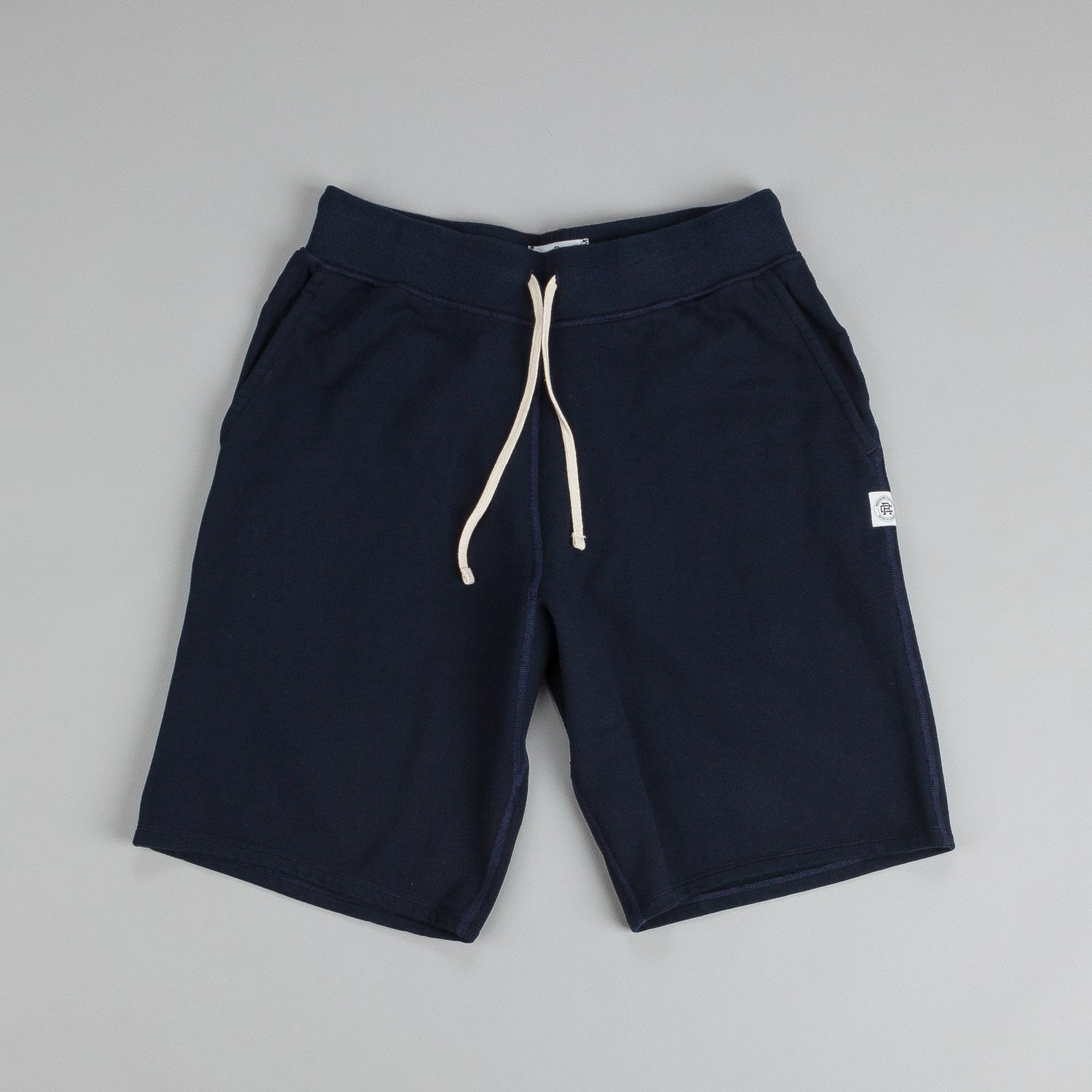 Reigning Champ Core Sweatshort Navy
