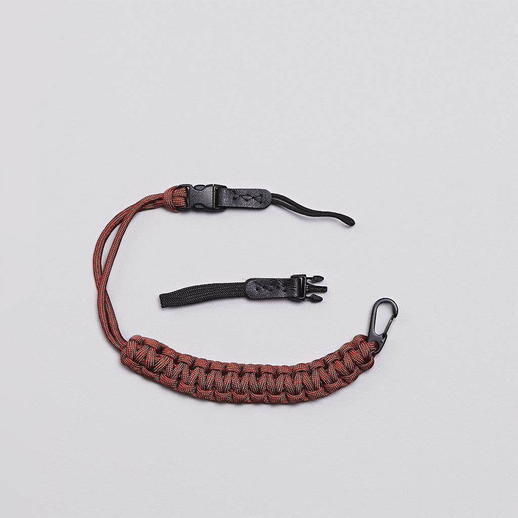 Reigning Champ X DSPTCH Camera Wrist Strap Copper