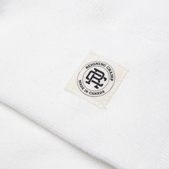 Reigning Champ X Beauty & Youth Sweatshirt White / Navy Stripe