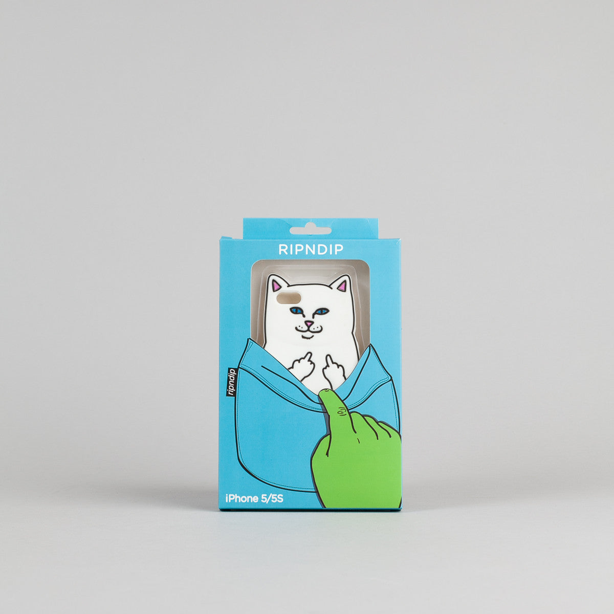 Rip N Dip Nermal iPhone iPhone 5/5s - White