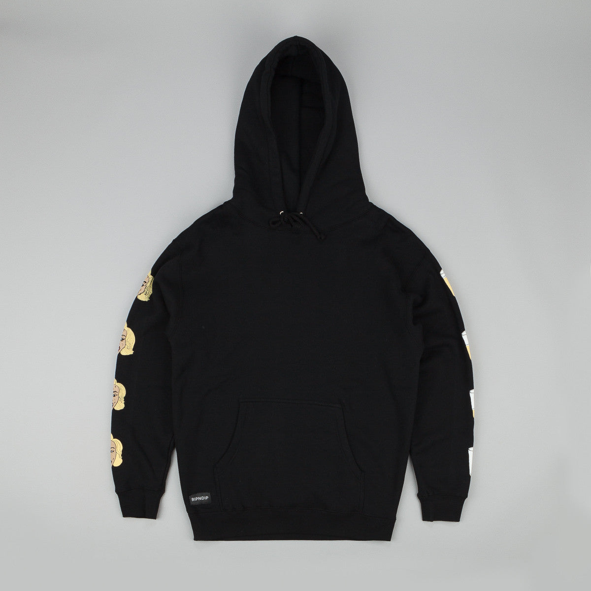 Rip N Dip Beer Me Hooded Sweatshirt