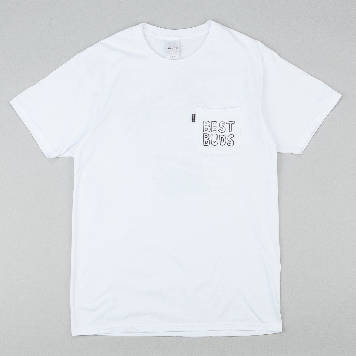 Rip N Dip Best Buds Pocket T-Shirt