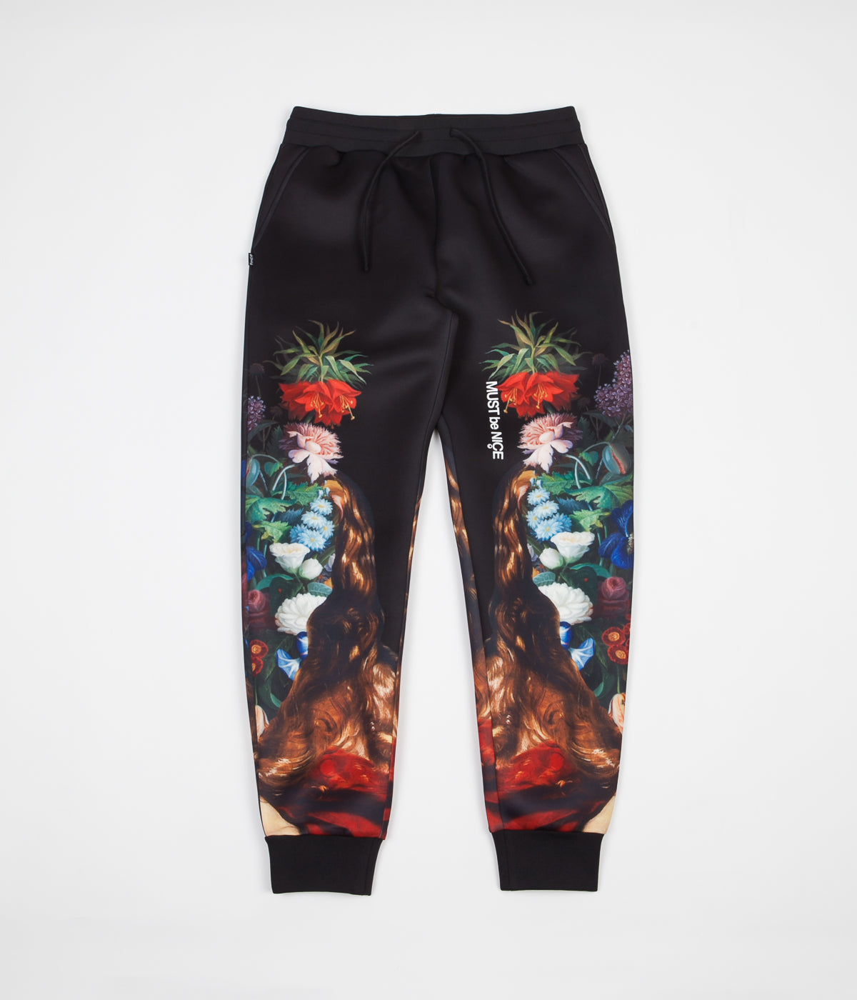 Rip N Dip Bouquet Sweatpants - Black